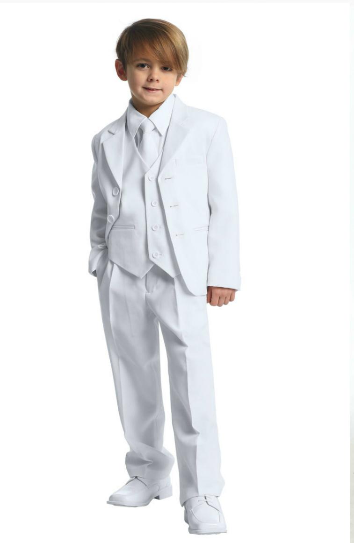 Ca 5003w Boys Suit Style 5003 5 Piece Suit Set In