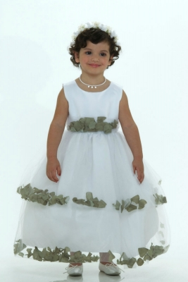 Green Flower Girl Dresses Flower Girl Dress For Less