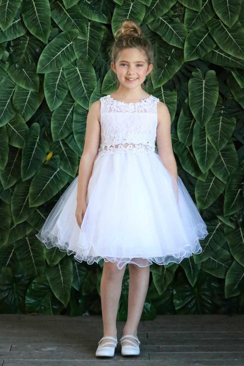 c58278b2376 Belle Pick-Up Dresses - Flower Girl Dresses - Flower Girl Dress For Less