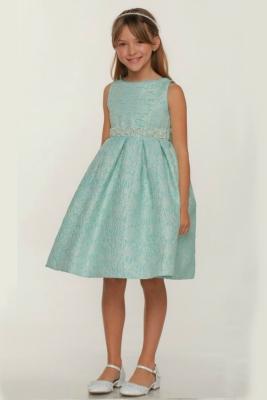 6069ecf43 Beaded and Sequined Dresses - Flower Girl Dresses - Flower Girl ...
