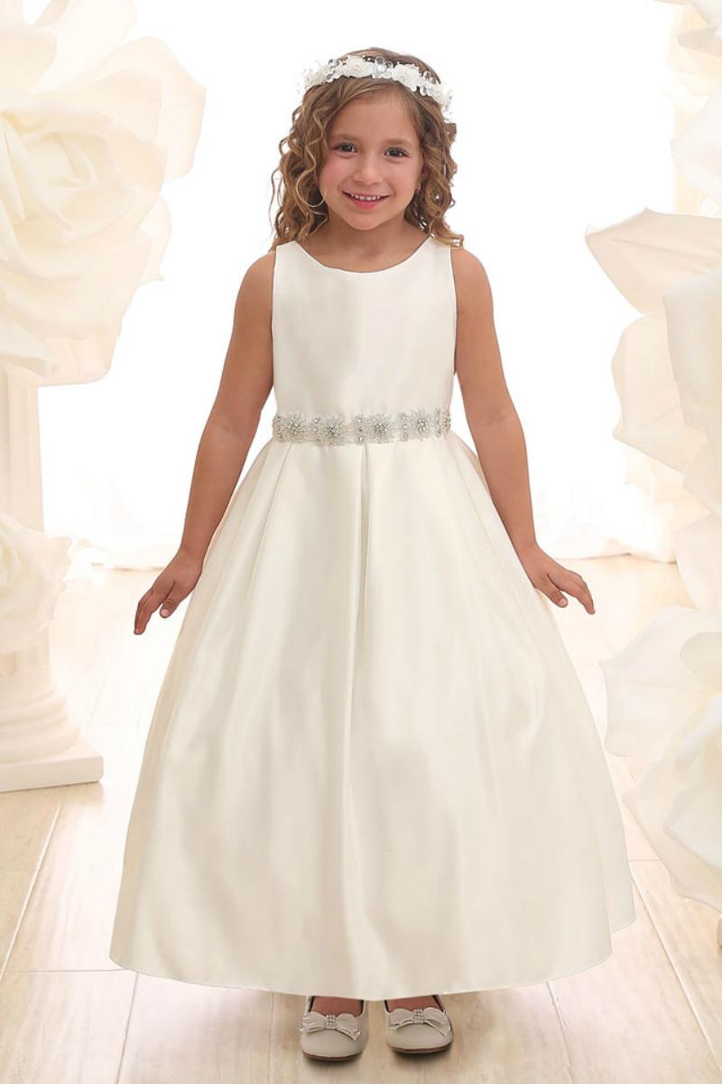Ivory Flower Girl Dresses Flower Girl Dress For Less