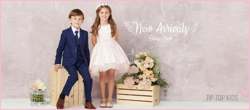 Tip Top Kids - Flower Girl Dresses