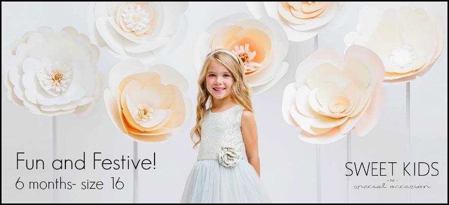 e62153c8e Sweet Kids - Flower Girl Dresses - Flower Girl Dress For Less