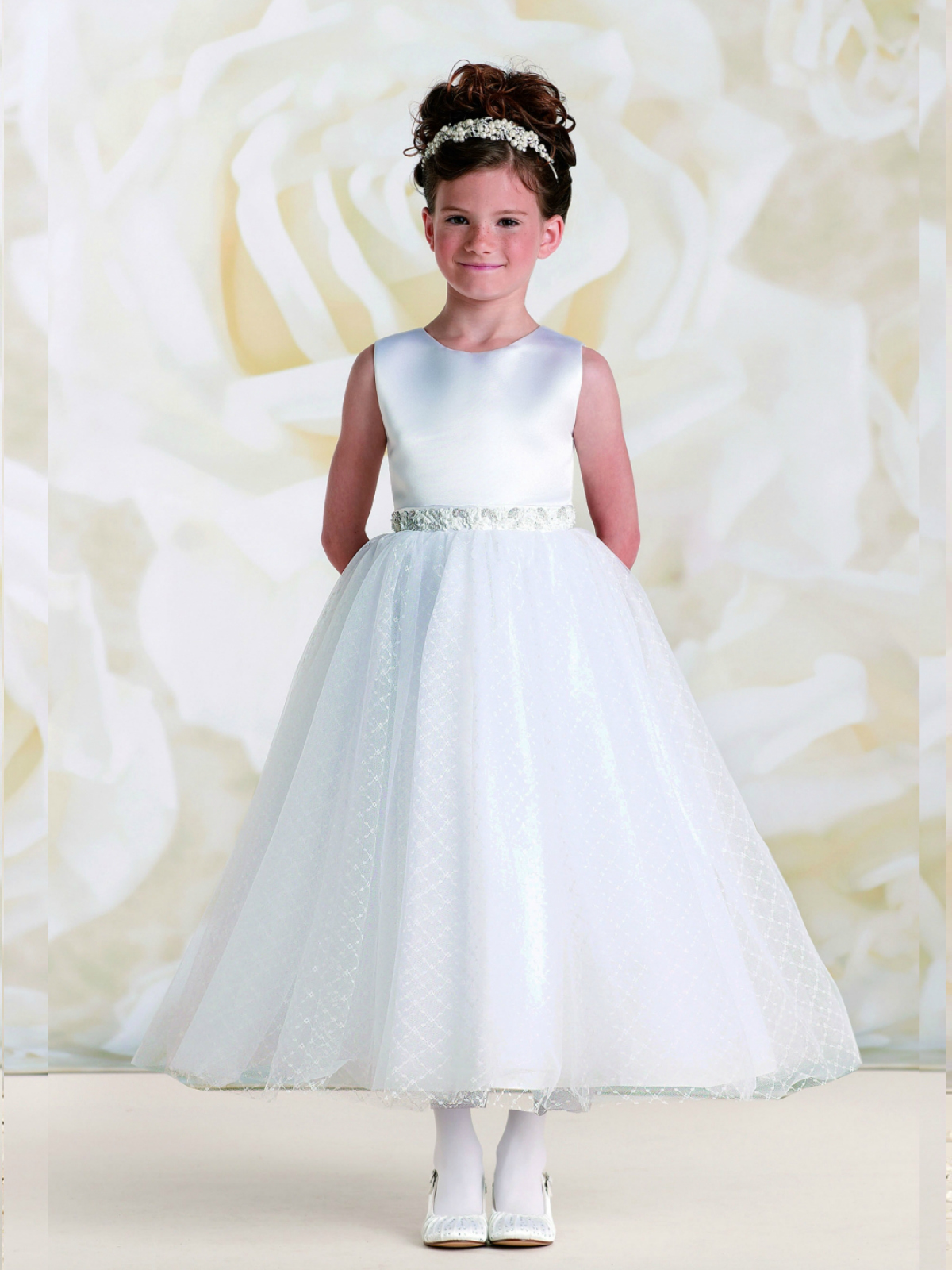 Designer Communion Dresses - Flower Girl Dresses - Flower Girl ...