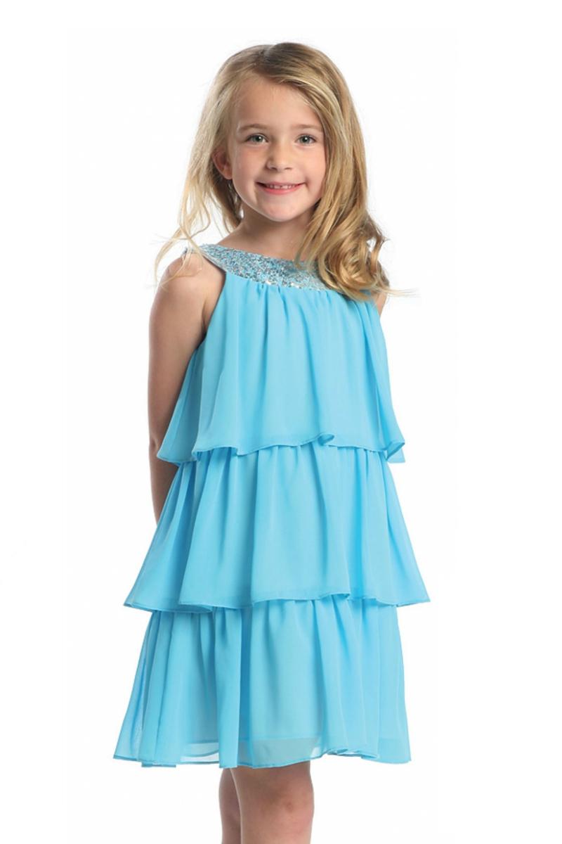 Short Party Dresses - Flower Girl Dresses - Flower Girl Dress For Less