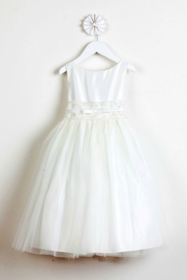 8af3eb540a4 Ivory Flower Girl Dresses - Flower Girl Dress For Less