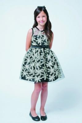 039dcc610e3 Embroidered Dresses - Flower Girl Dresses - Flower Girl Dress For Less