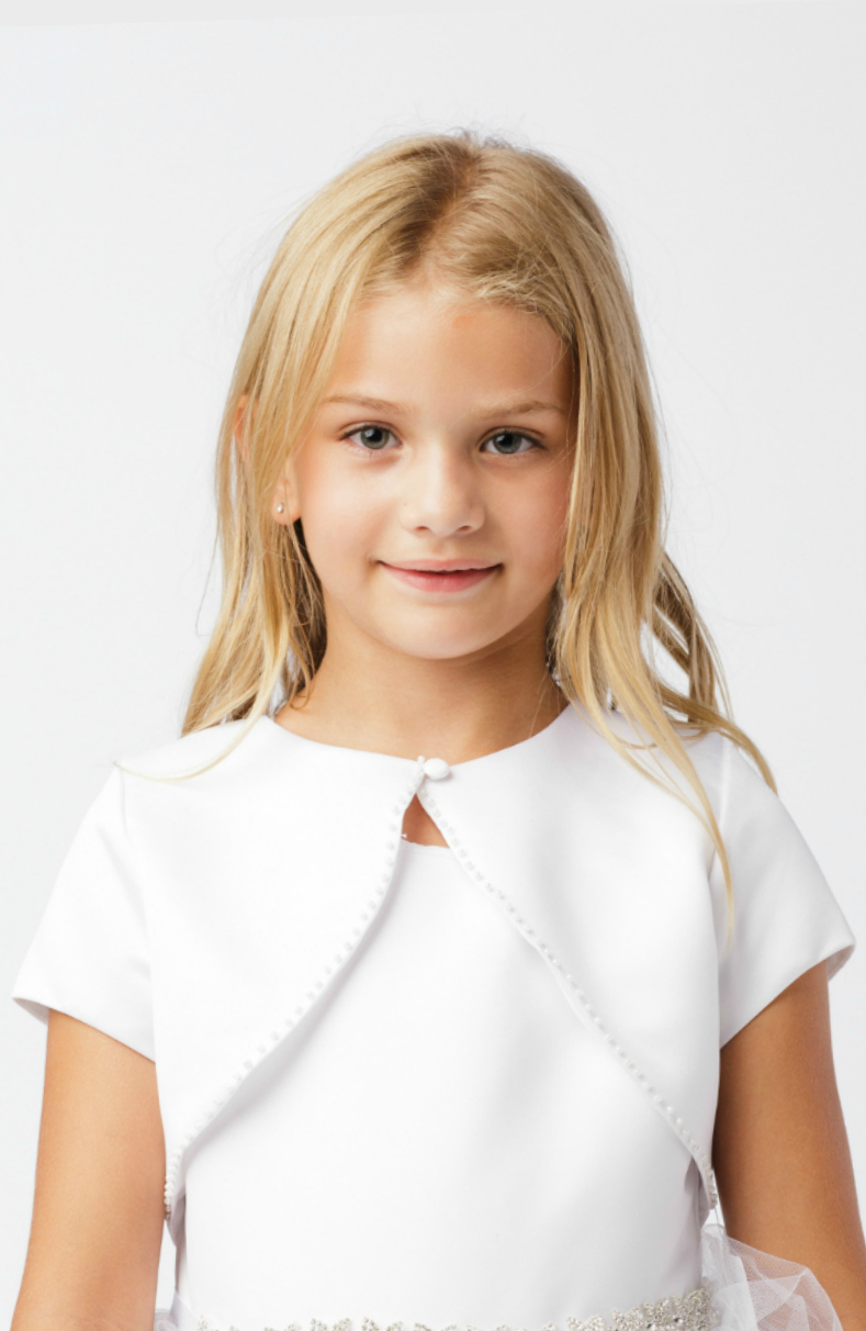 Capes and Jackets - Flower Girl Dresses - Flower Girl Dress For Less