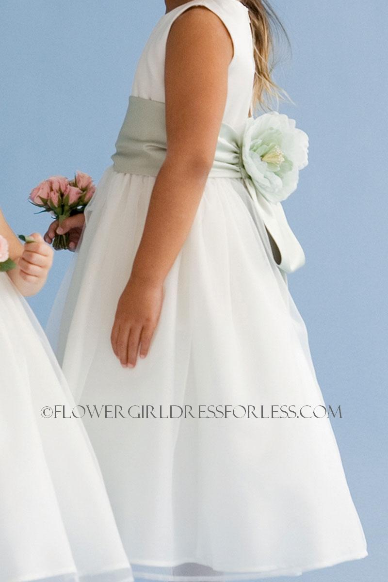 Designer US Angels Sashes - Flower Girl Dresses - Flower Girl Dress ...