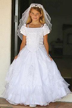 Designer Labels - Flower Girl Dresses - Flower Girl Dress For Less