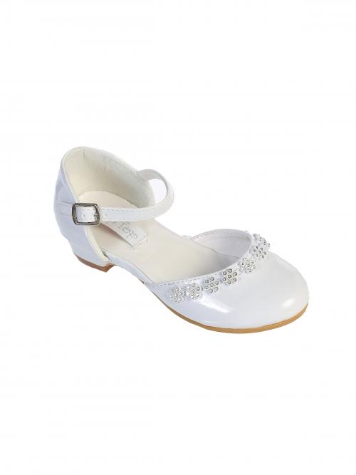 Tts69sale flower girl shoe style s69 sale white size 3 big flower girl shoe style s69 sale white size 3 big girl 1 mightylinksfo