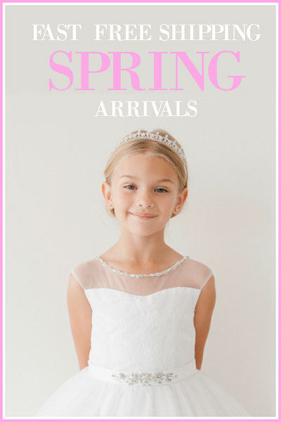 Flower Girl Dresses - Flower Girl Dress For Less