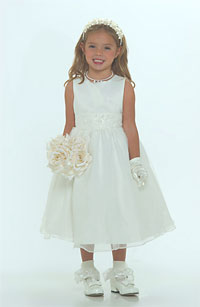 Cheap Flower Girl Dress - Flower Girl Dress For Less