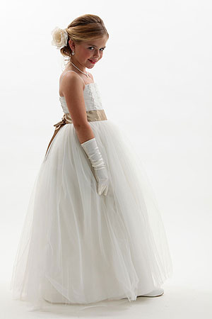 Designer Flower Girl Dresses | Flower Girl Dress For Less