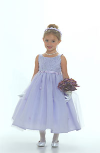 Fancy Girls&-39- Dress - Flower Girl Dresses - Flower Girl Dress For Less