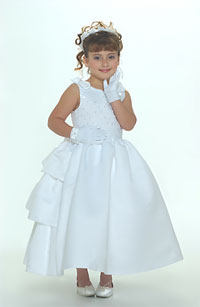 Girls Formal Wear Dresses - Flower Girl Dresses - Flower Girl ...