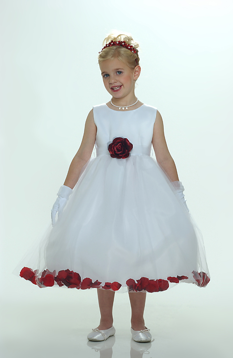 Sizes 7-16 - Flower Girl Dresses - Flower Girl Dress For Less