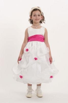 Hot Pinks and Fuchsia - Flower Girl Dresses - Flower Girl Dress ...