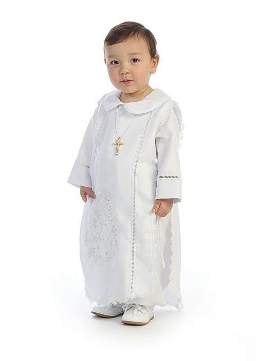 AG_BG264 - Boys Baptism and Christening Outfit BG264- Shantung Poly ...