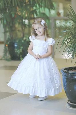 Short Sleeve Dresses - Flower Girl Dresses - Flower Girl Dress For ...