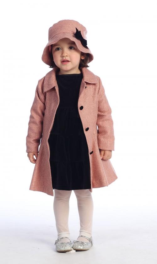 Girl Dress Coats