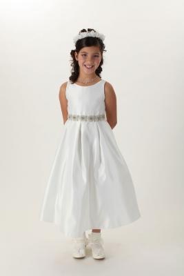 Ivory Flower Girl Dresses - Flower Girl Dress For Less