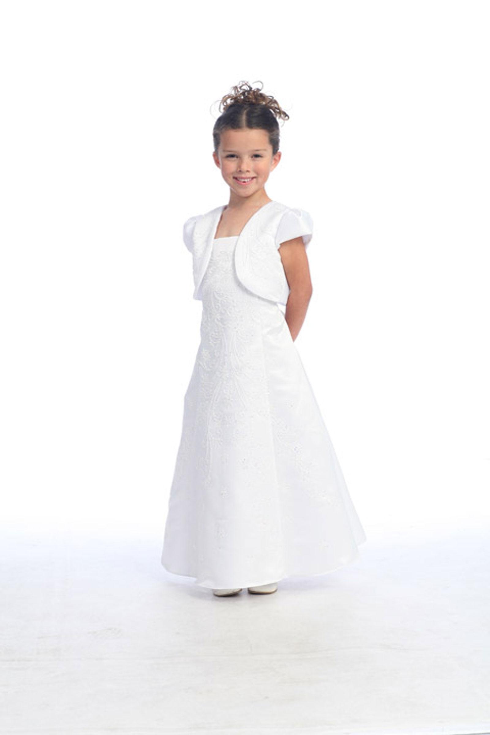 Flower Girl Dresses For Less Canada Wedding Bells Dresses