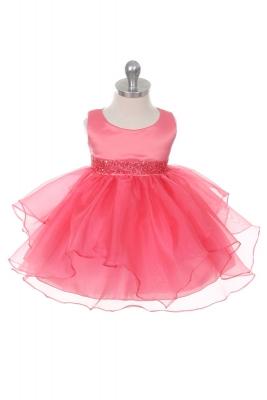 Corals, Peaches, Oranges - Flower Girl Dresses - Flower Girl Dress ...