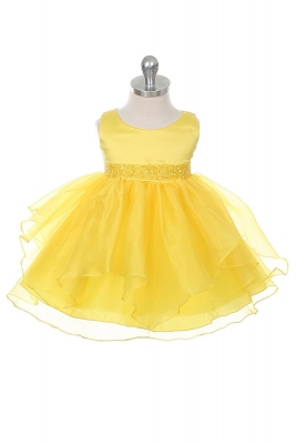 Yellow Girls Dresses