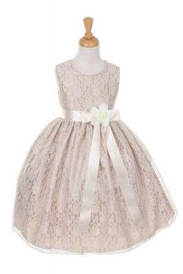 0e7897b5a Ivory Flower Girl Dresses - Flower Girl Dress For Less
