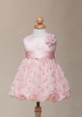Pink - Flower Girl Dresses - Flower Girl Dress For Less