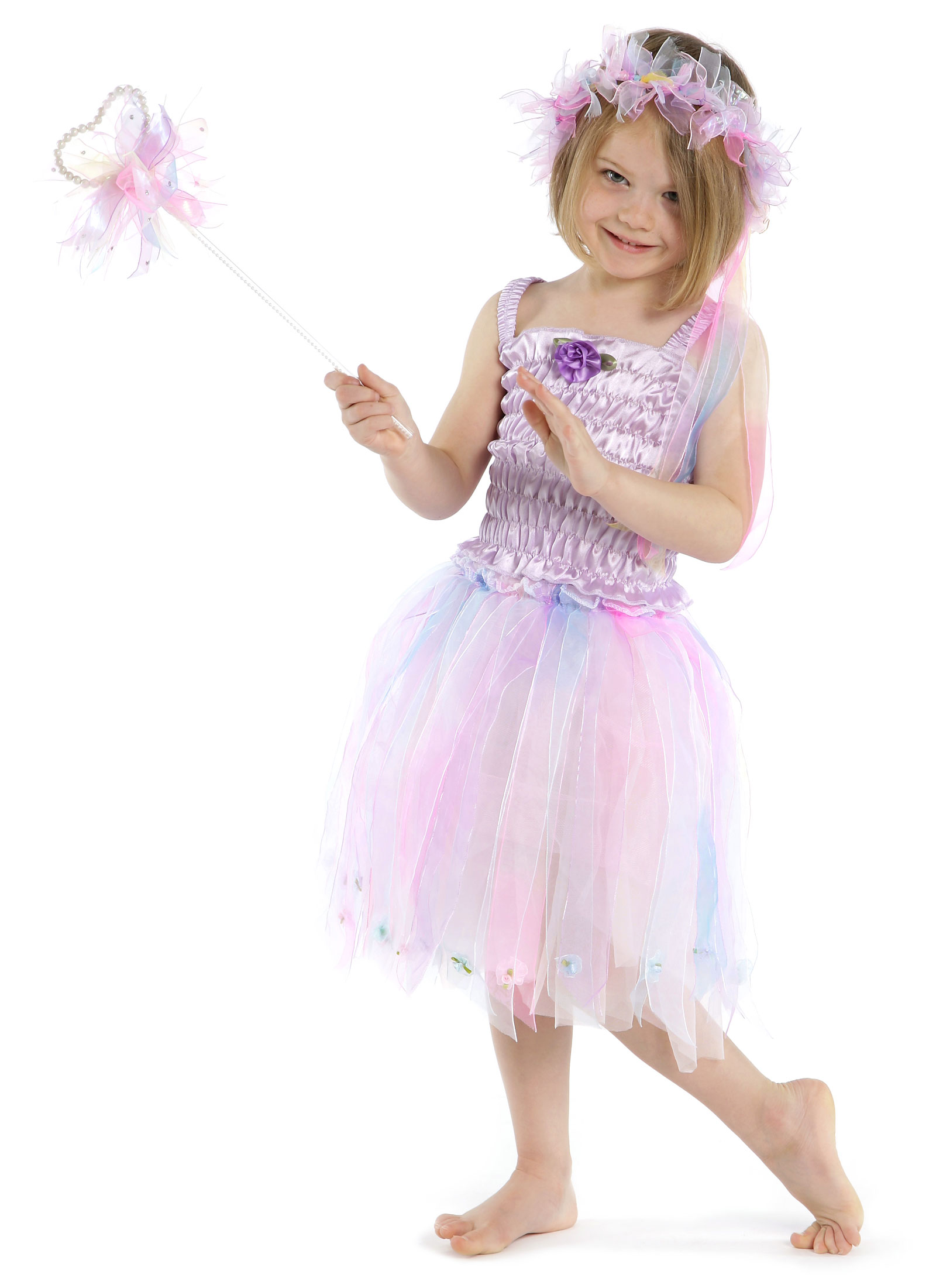 GP Costume Accessory Style Rainbow Skirt Great Pretenders
