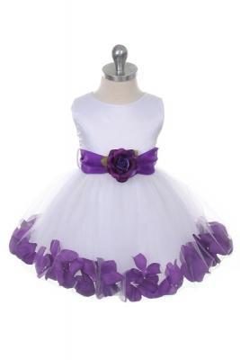 Purple - Flower Girl Dresses - Flower Girl Dress For Less