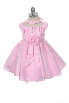 Light Pinks - Flower Girl Dresses - Flower Girl Dress For Less