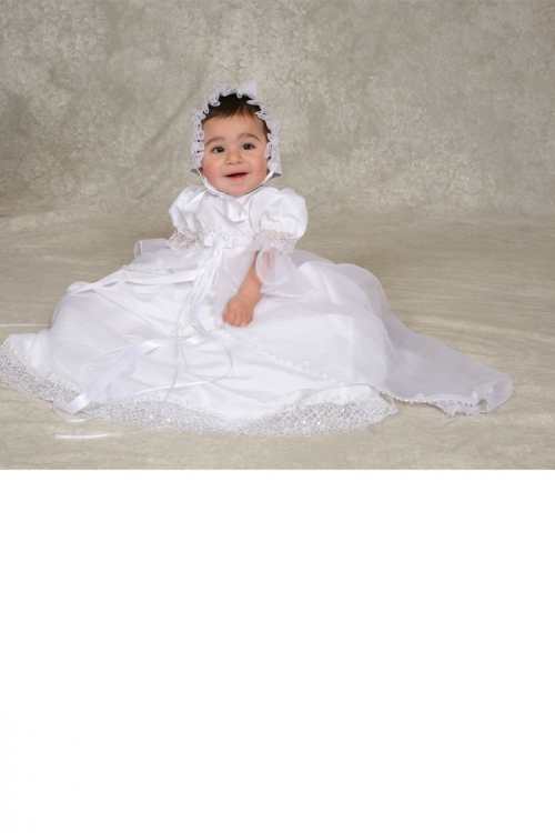 SP_I337C - Sweetie Pie Collection- Infant - Christening Gown- Style ...