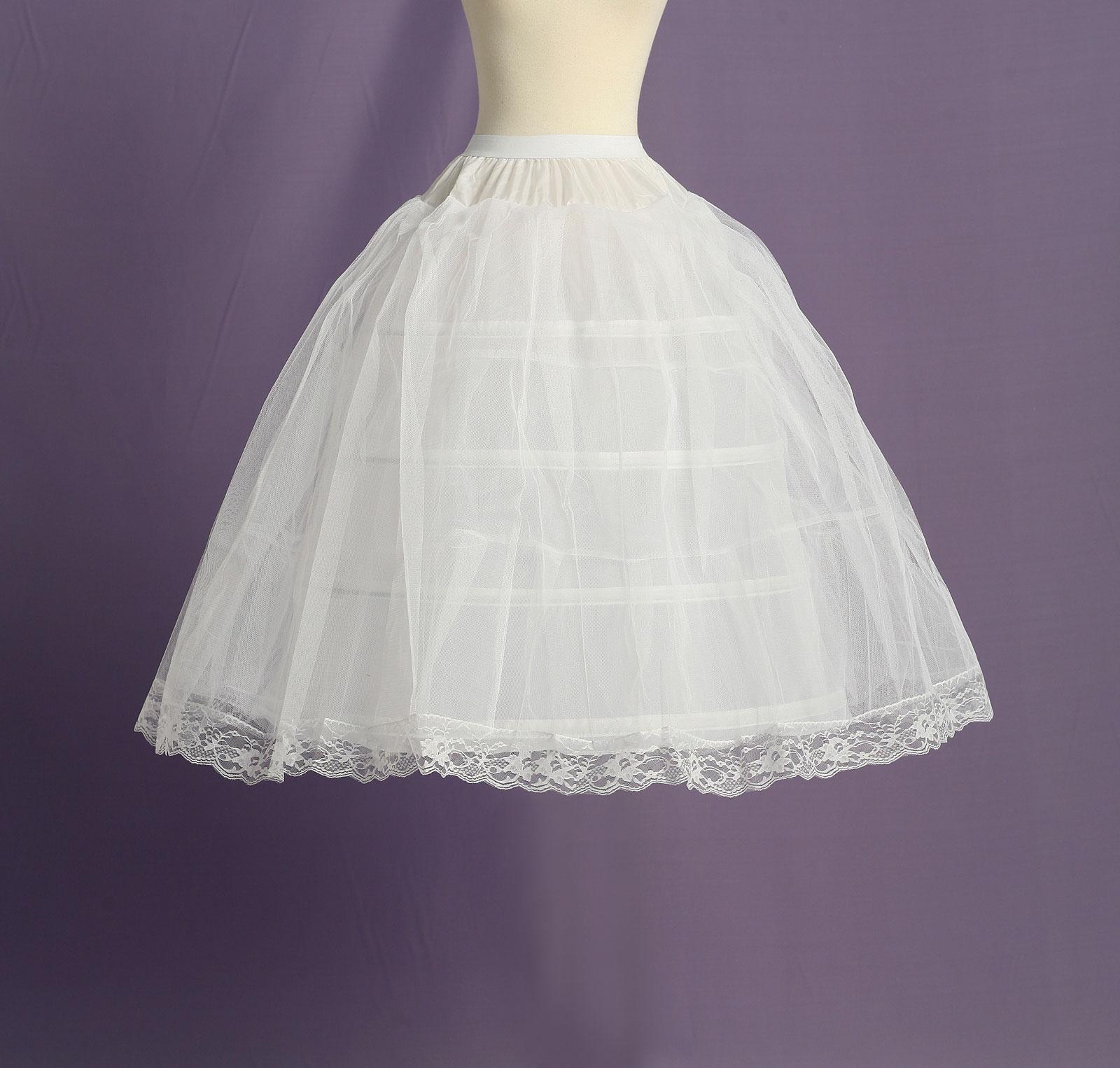 TT P8 4 Woman s Adult Petticoat Petticoats Flower Girl Dresses Fl