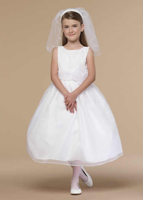 Ua409c11 Us Angels Flower Girl Dress Style 409 Build Your Own