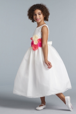0676752ff64 Us Angels Flower Girl Dress- Style 409- Build Your Own Dress